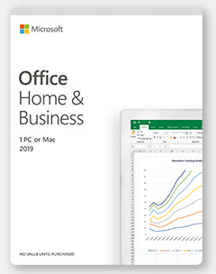 Microsoft 365 Home and Business Plan