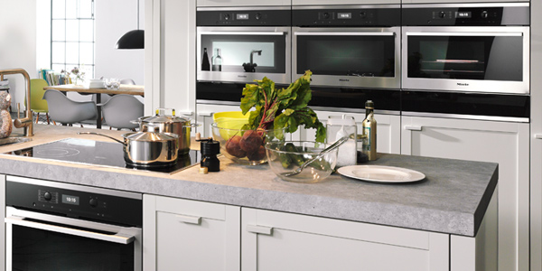 Miele Cooking Range