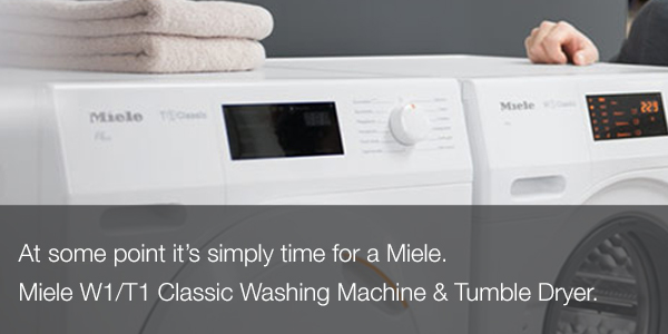 Miele Home Appliance Range