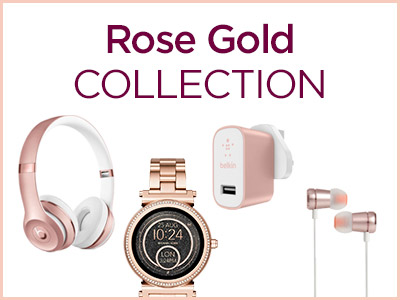 Rose Gold collection
