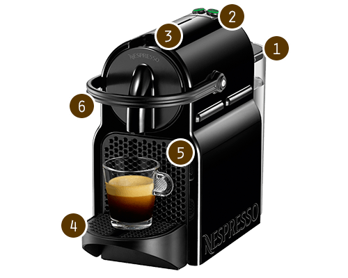 see the full range of inissia coffee makers currys. Black Bedroom Furniture Sets. Home Design Ideas
