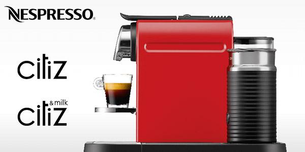 Nespresso CitiZ And Milk Coffee Makers