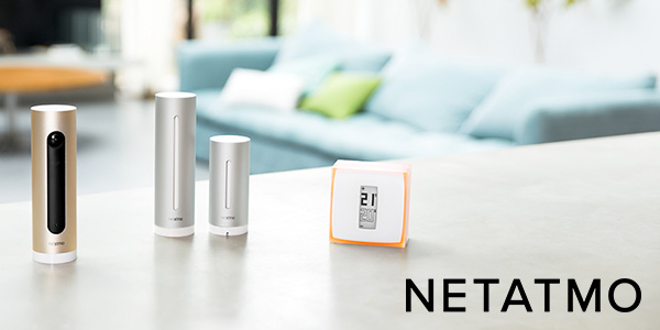 Netatmo Smart Appliances