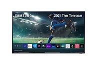 Samsung 4K QLED Outdoor TV