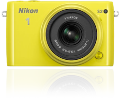 Nikon 1 point & shoot