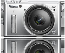 Nikon 1 waterproof & shockproof