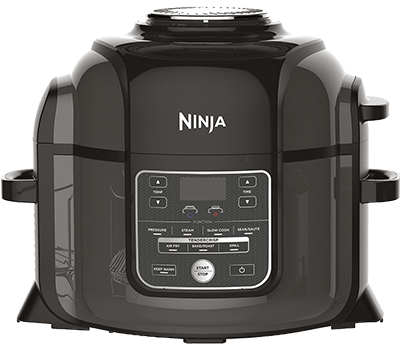 NINJA Foodi OP300UK Multi Pressure Cooker & Air Fryer