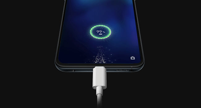 VOOC Fast Charge
