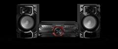 AKX320 sound system