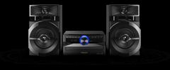 UX100 sound system