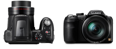 Panasonic bridge cameras
