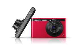 Panasonic stylish cameras