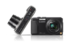 Super zoom cameras