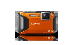 Panasonic Tough cameras