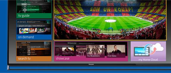 PANASONIC TV RANGE