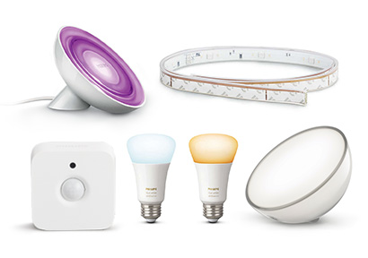 The Philips hue range | Currys