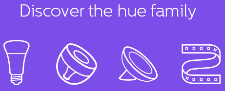 Discover the hue family