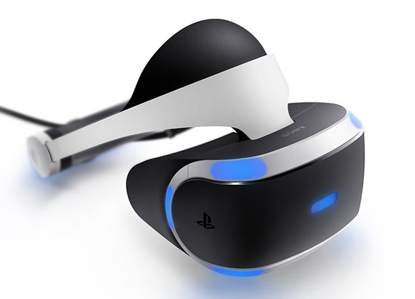 You're ready for PS VR