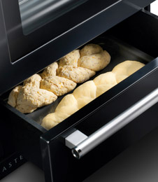 BREAD-PROVING DRAWER feature
