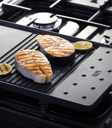 griddle feature