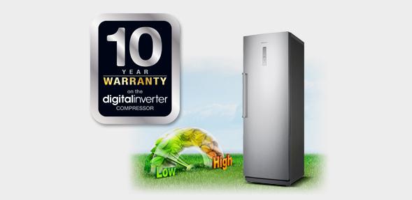 RB series 10 year warranty
