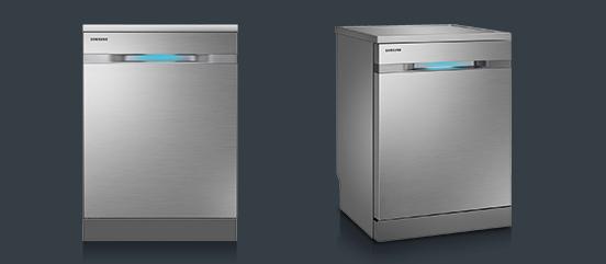 Samsung DW60H9950FS - Stainless Steel