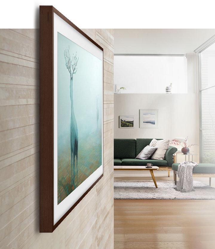e5e138cb9db Discover Samsung s The Frame TV