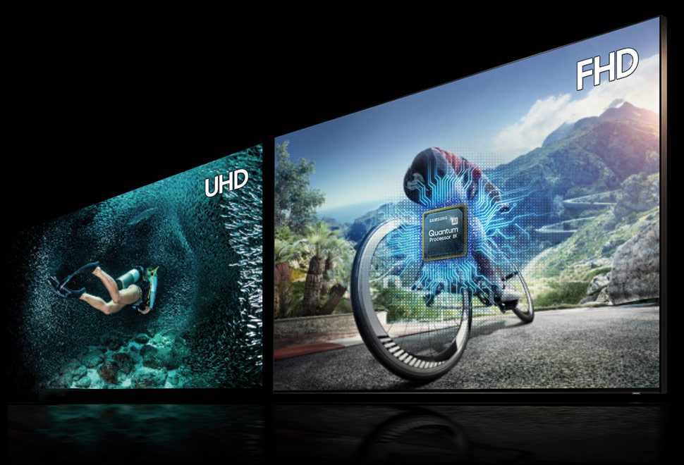 Samsung QLED 8K Televisions | Currys