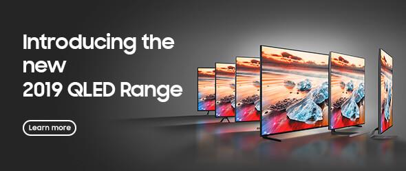 New 2019 QLED range