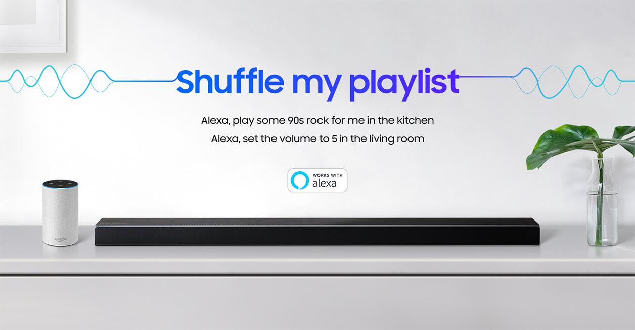 shuffle playlist