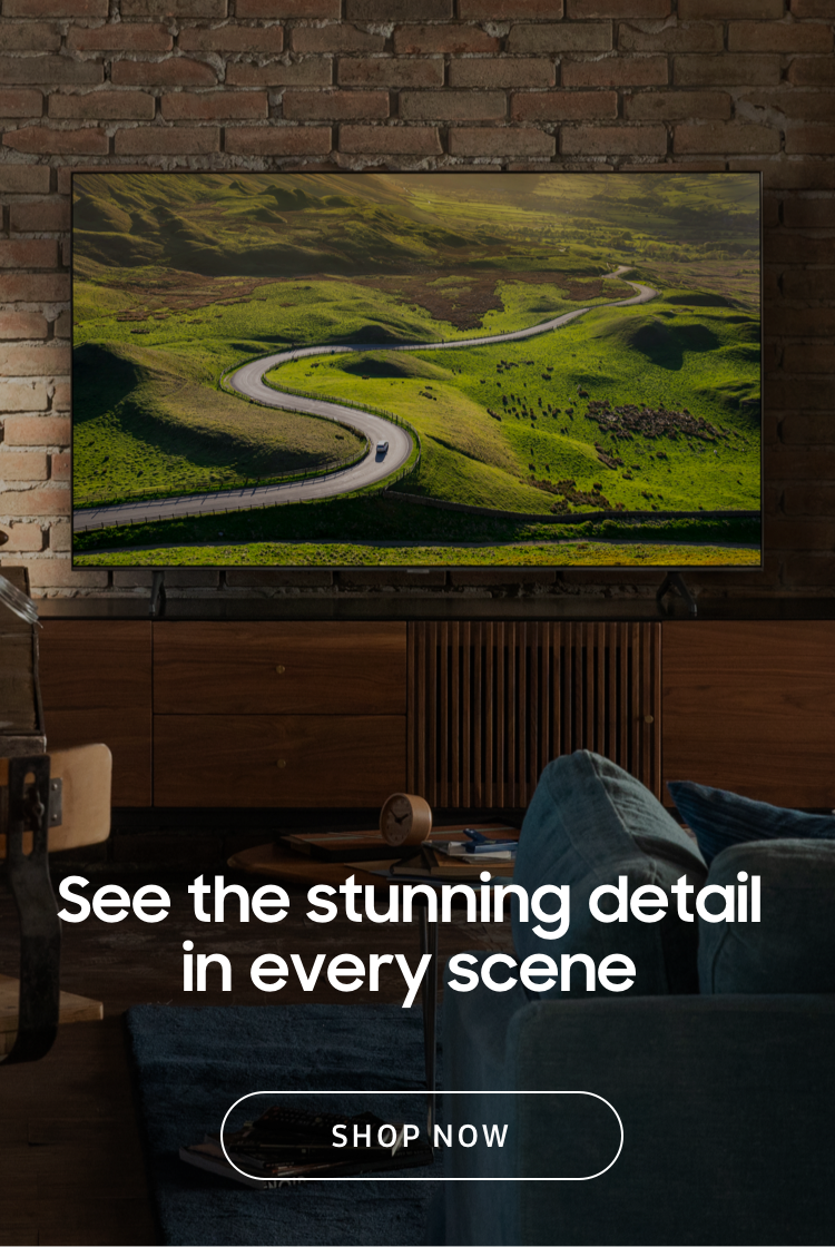 See the stunning detail in every scene