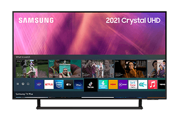 Samsung Crystal UHD TVs