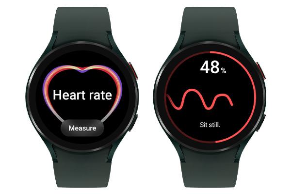 Galaxy Watch4 Health