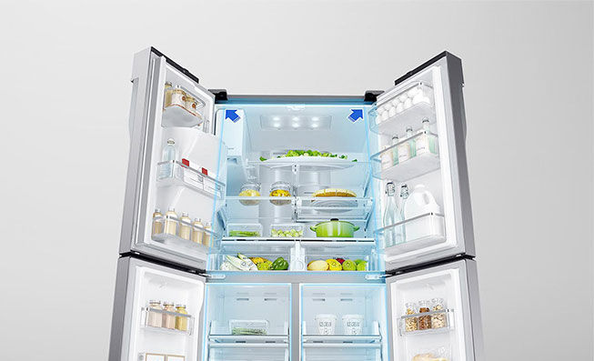 Samsung Fridge Freezers | Currys