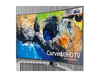 MU6670 Curved UHD TV
