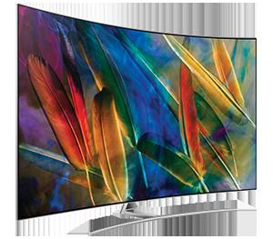 Samsung SUHD Quantum dot Display TVs