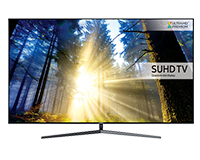 Samsung KS8000 Flat SUHD Quantum dot TV