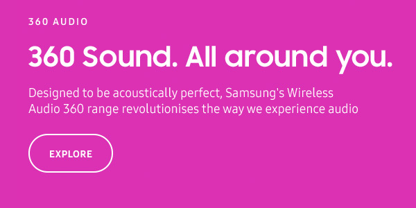 Samsung wireless 360 audio