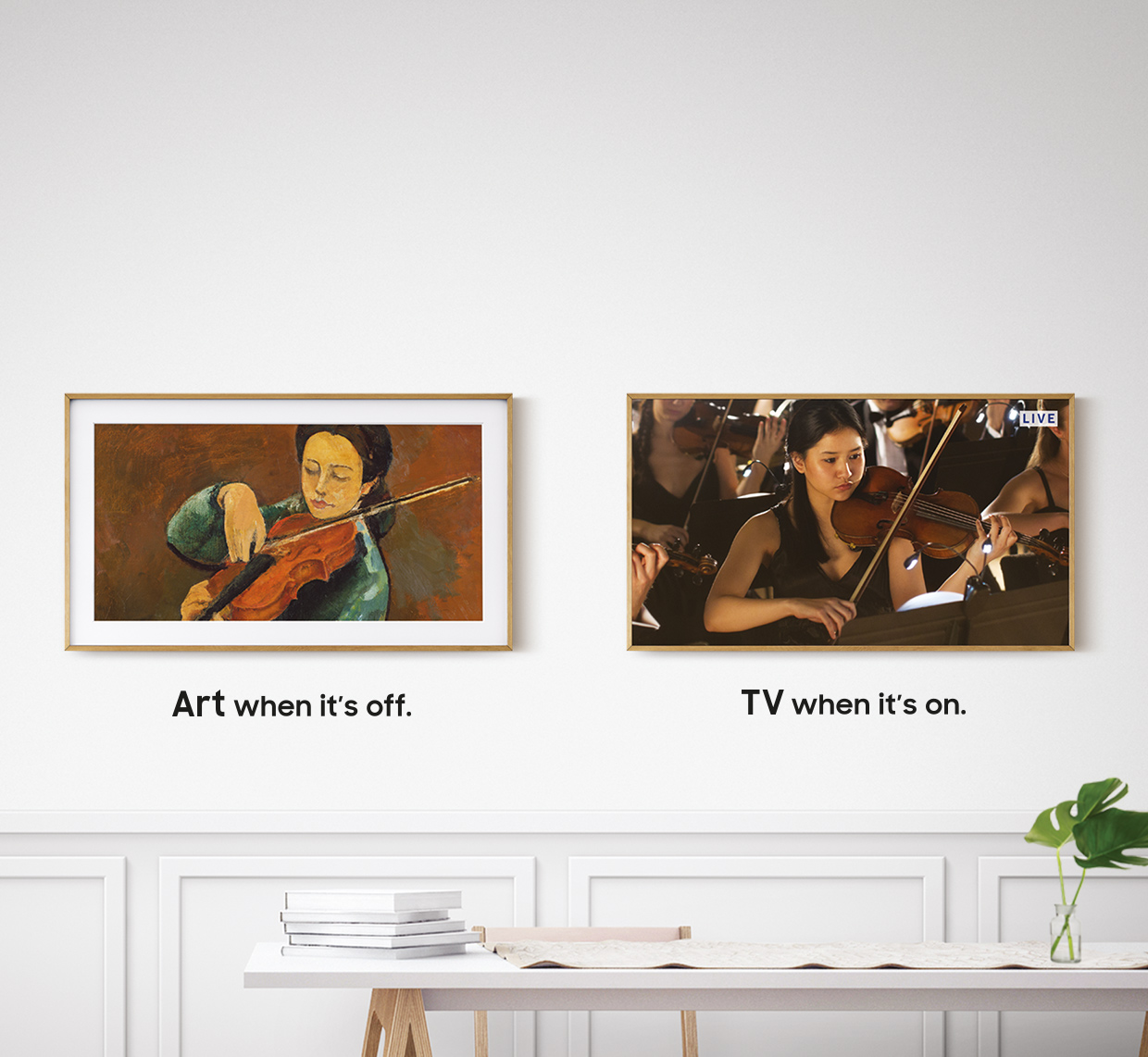 Discover Samsung\'s The Frame TV | Currys