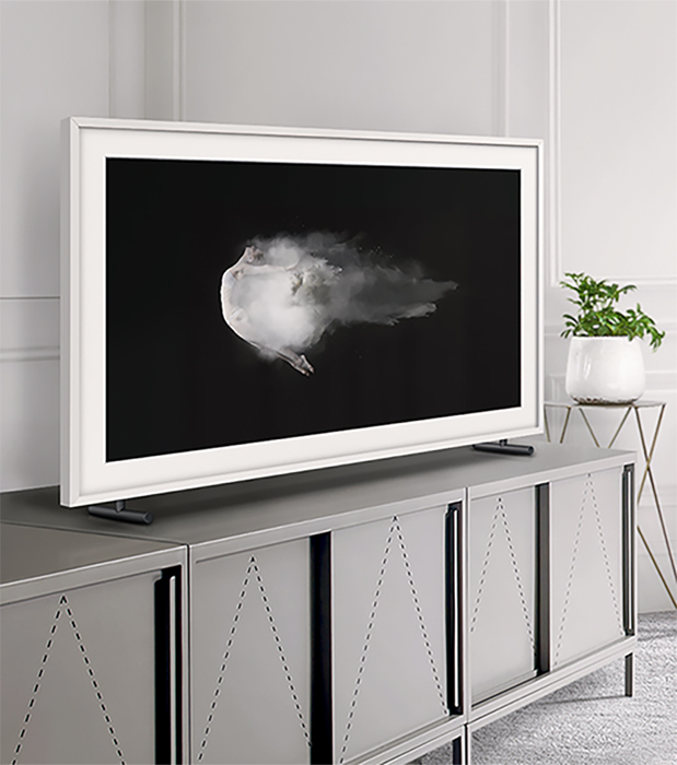 Discover Samsung S The Frame Tv Currys