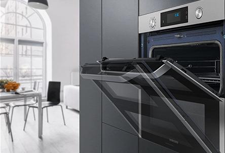 Samsung Dual Cook Flex Ovens