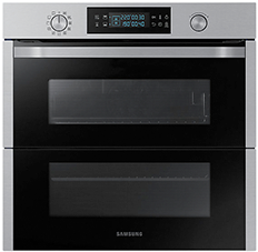 Dual cook ovens