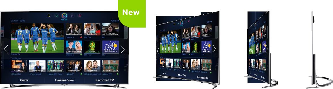 Samsung F8000 Smart TV