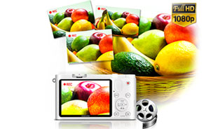 Discover the true beauty of HD video