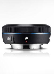 Samsung 20mm F2.8 / Wide Pancake Lens