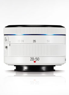 Samsung 20-50mm F3.5-5.6 ED II / Compact Standard Zoom Lens