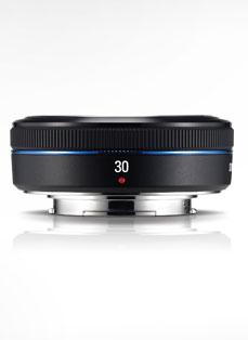 Samsung 30mm F2.0 / Standard Pancake Lens