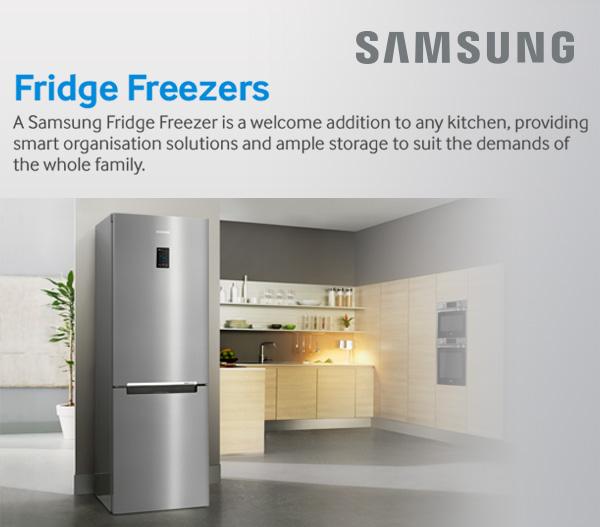Samsung fridge freezers