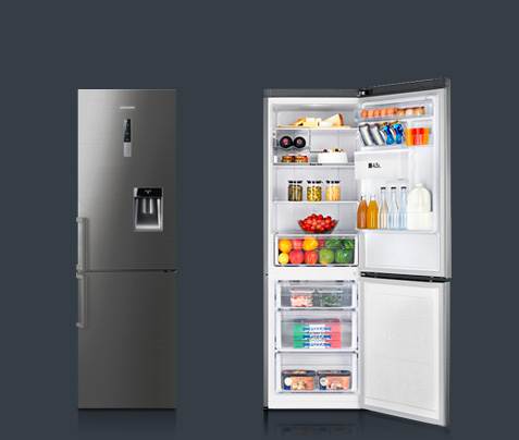 Samsung G-Series fridge freezer