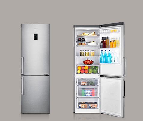 Samsung RB-Series fridge freezer